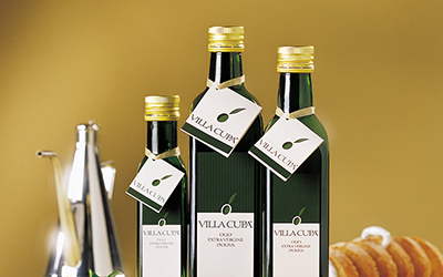 VILLA CUPA Extra Virgin Olive Oil