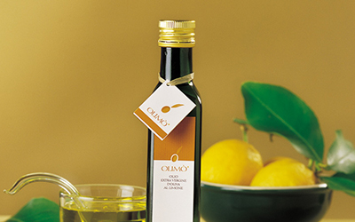 OLIMO' Lemon Oil